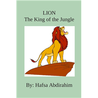 #1835 - LION The King of the Jungle
