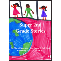 #1644 Super 2nd Grade Stories