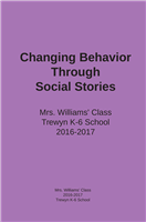 #1400 Changing Behavior Through Social Stories