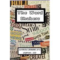 #1529 The Word Shakers