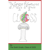 #2027 The Curious Adventures of Mrs. G's Sixth Grade Class