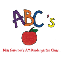 #505 Miss Summer AM ABC Book