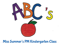 #506 Miss Summer PM ABC Book