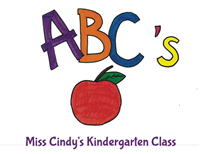 #504 Miss Cindy ABC Book