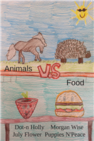 #839 - Animals vs Food