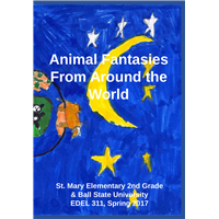 #1482 Animal Fantasies From Around the World