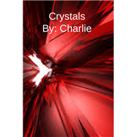#1376 Crystals By Charlie McLatchie