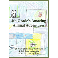 #1484 4th Grade's Amazing Animal Adventures