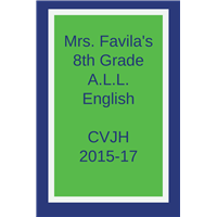 #1463 2015-17 A.L.L. English with Mrs. Favila