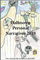 #2325 Halloween Personal Narrative 2019