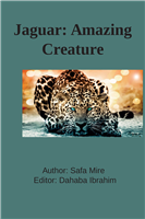 #2107 Jaguar: Amazing Creature