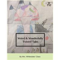 #997 Whitesides Weird and Wacky Tales