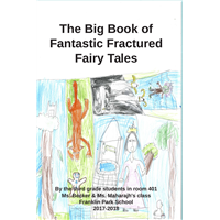 #1918 The Big Book of Fantastic Fractured Fairy Tales