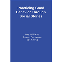 #1712 Practicing Good Behavior Through Social Stories